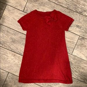 Sweater dress size 4/5 T